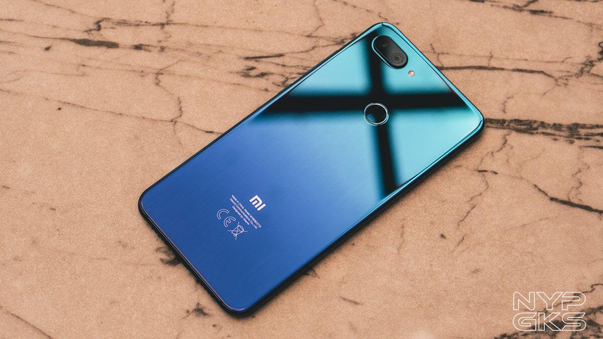 Xiaomi Mi 8 Lite Hands On Xiaomi Mobile Computing Mobile Phone