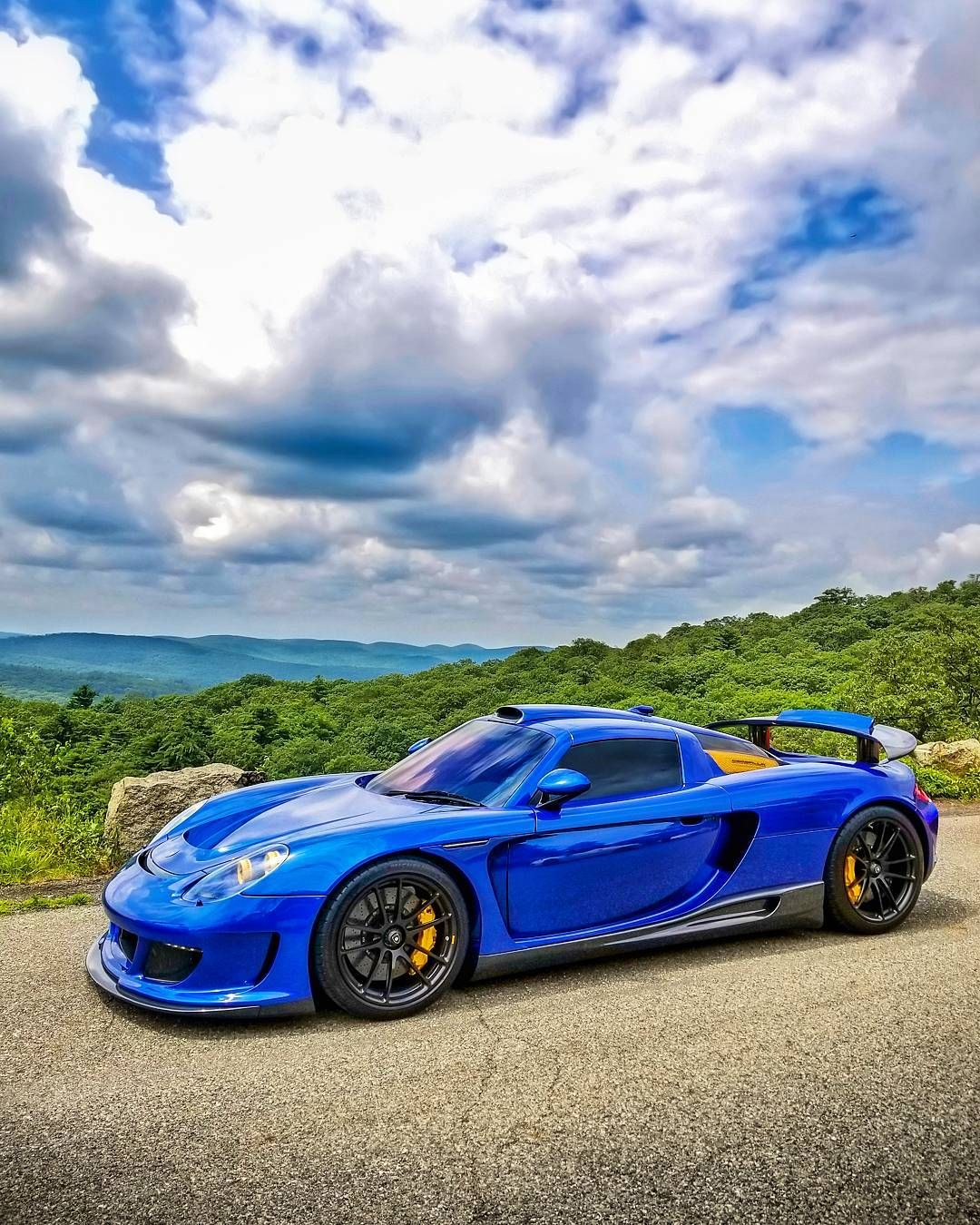 Gemballa Mirage GT (With Images)