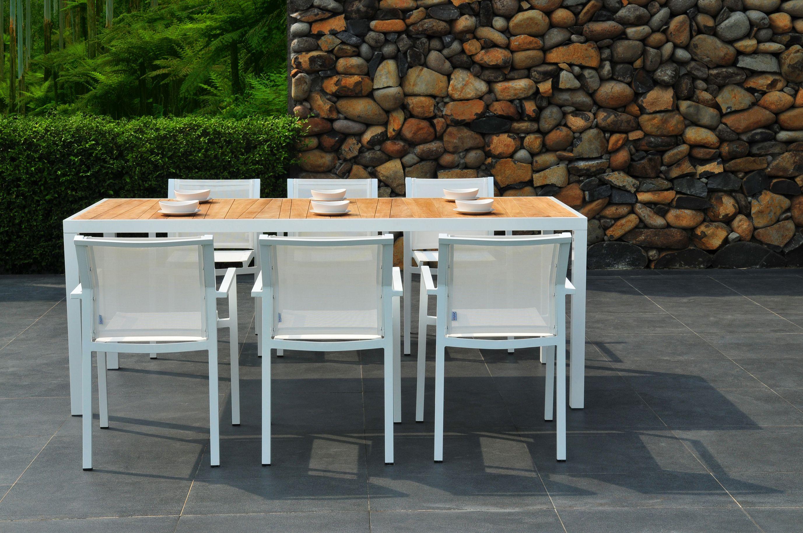 Faux Wood Aluminum Outdoor Furniture Best Paint to Paint
