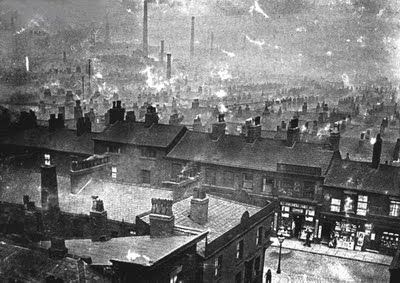 Living Conditions During The Industrial Revolution Street View