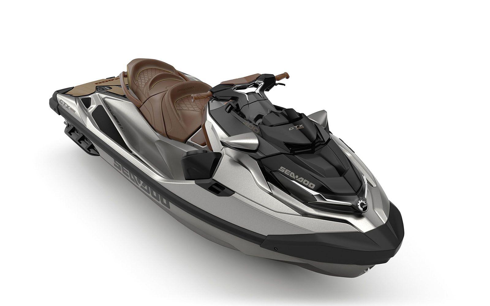 A Moto Aquatica Sea Doo Gtx Limited Conquistou O Premio Good Design No Japao No Ultimo Dia 3 De Outubro Em Toquio O Produto Tr Jet Ski Seadoo Jetski For Sale