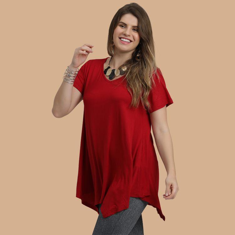 Womens Tops Plus Size Raglan Shirt 3//4 Sleeve Short Sleeve Striped Crew Neck Tshirt Tunic with Pockets