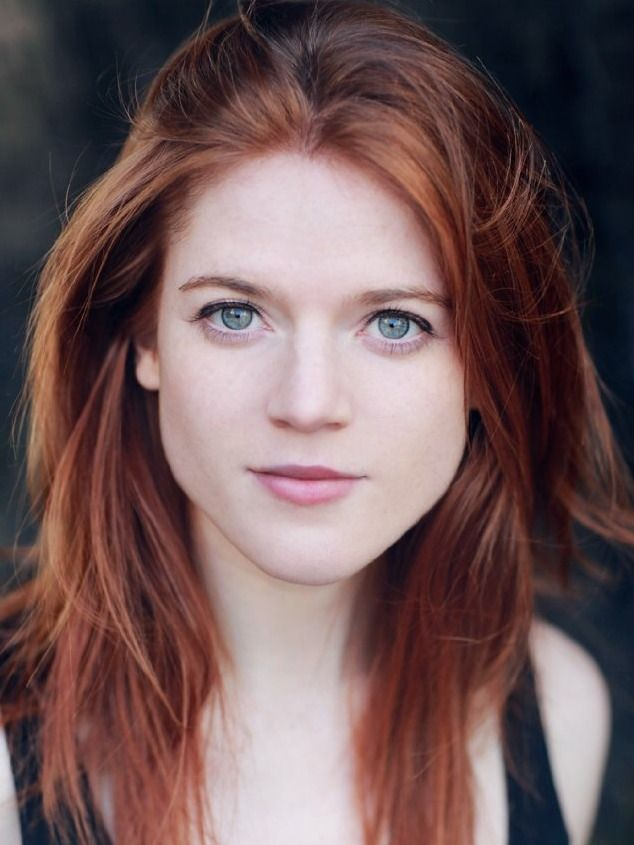 Ygritte Rose Leslie Red Hair Beautiful Redhead
