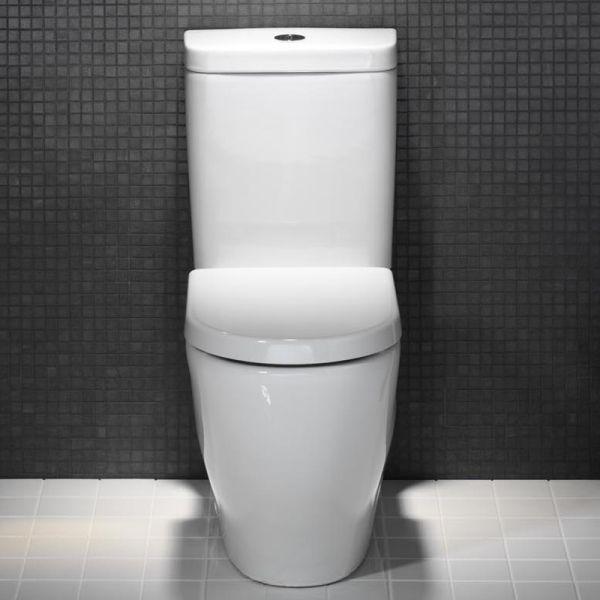Fowler Seido Back To Wall Toilet 810455w Cass Brothers Sydney Back To Wall Toilets Toilet Toilet Suites