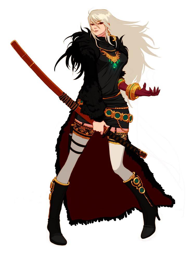 Dfo Art Thread Character Art Character Art Female Character