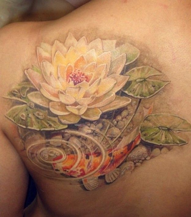 Lily Pad Lotus Flower Design Gardening Flower And Vegetables