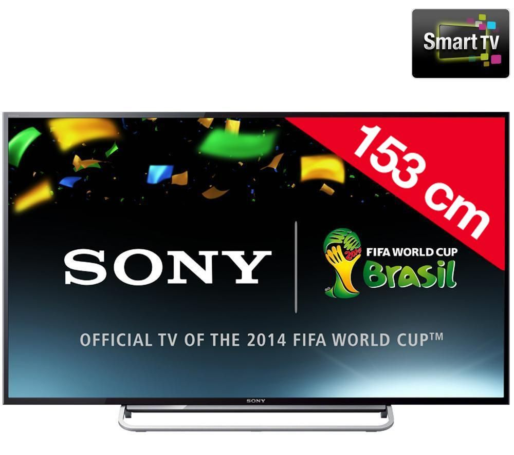 tv led carrefour achat sony bravia kdl 60w605b. Black Bedroom Furniture Sets. Home Design Ideas