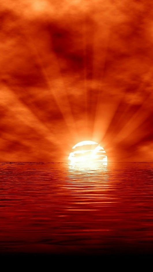Imagens Do Por Do Sol Para Celular Imagens Para Whatsapp Amazing Sunsets Beautiful Sunset Beautiful Sunrise