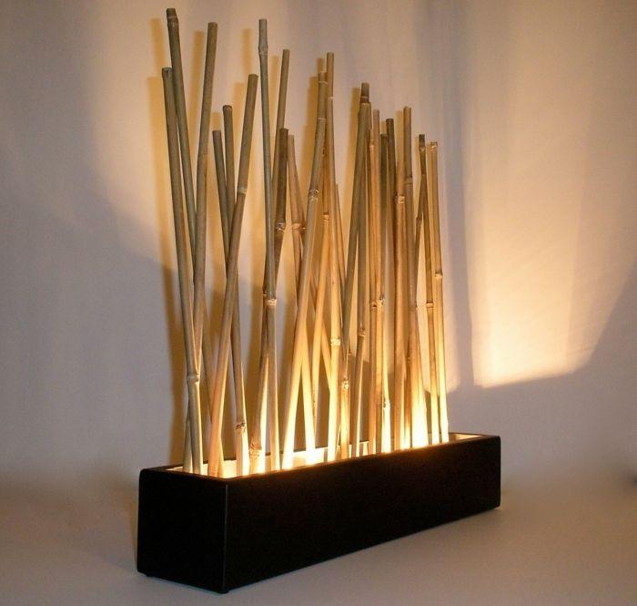 88 Bambus Deko Ideen Für Ein Fernöstliches Flair Zu Hause   Fresh Ideen Für  Das Interieur