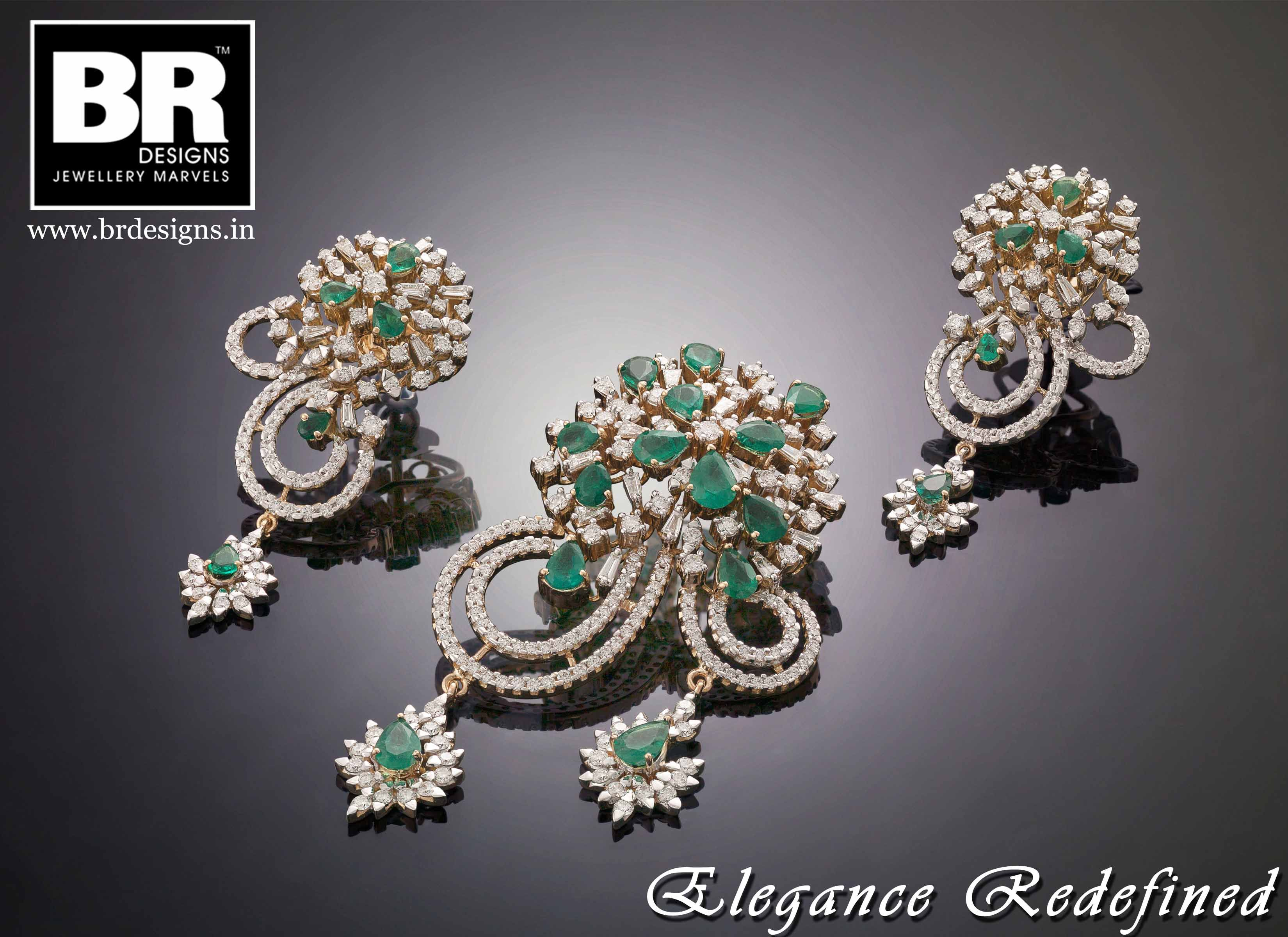 Elegance and class redefined with attitude by br designs gold