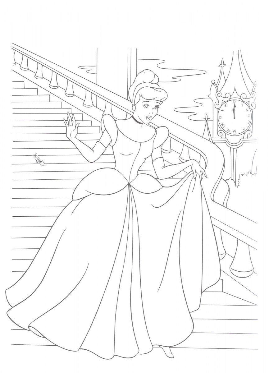 Dibujos para colorear - Disney   Colorea Disney   Pinterest ...