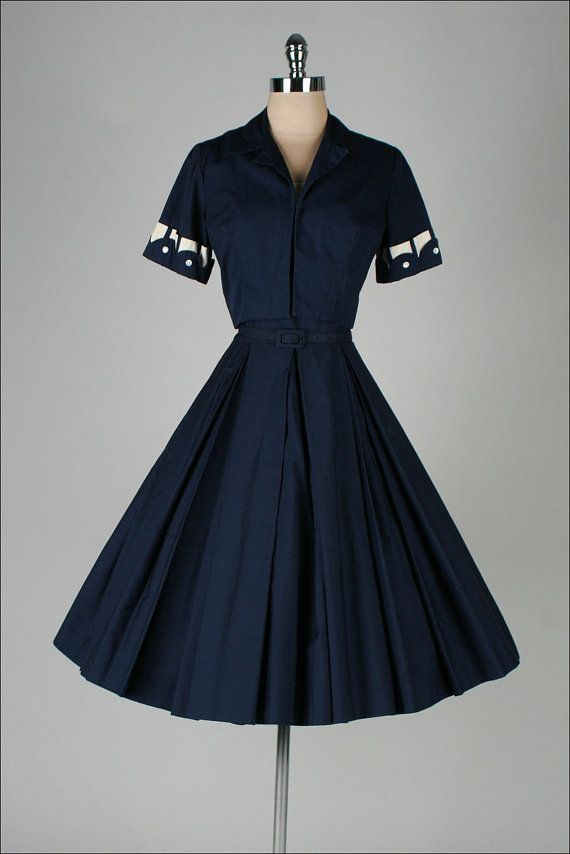 1950's Dress and Matching Jacket
