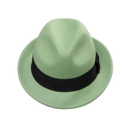 332a9cabdb4 Wholesale Fashion Men Wool Felt Hats
