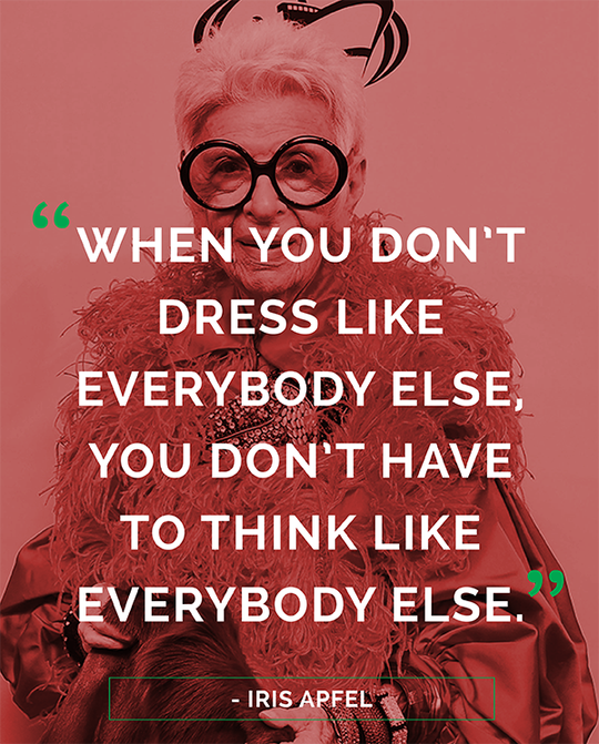 101 Fashion Quotes So Timeless They're Basically Iconic