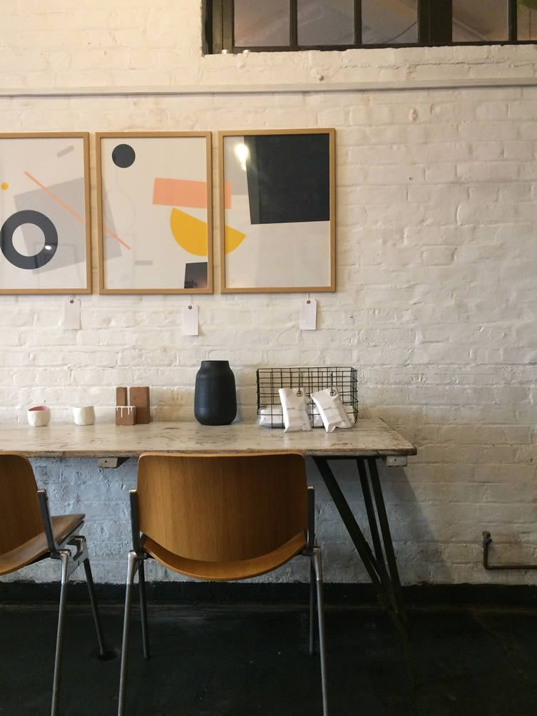 Shoreditch Design Rooms: Forget The Port And Cheese Gift-boxes This Christmas