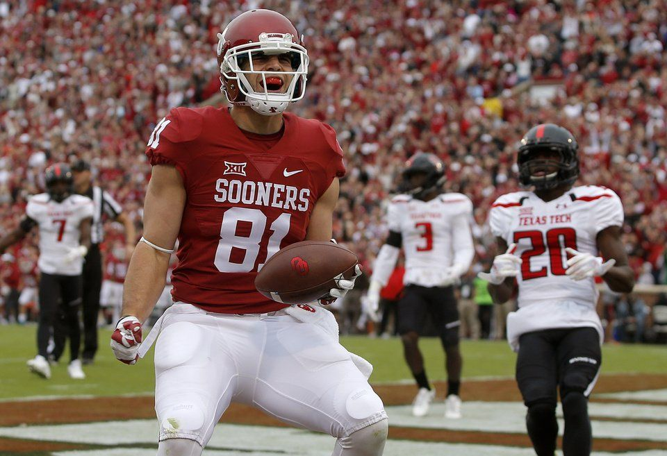 OU football Baker Mayfield leads No. 17 Sooners past