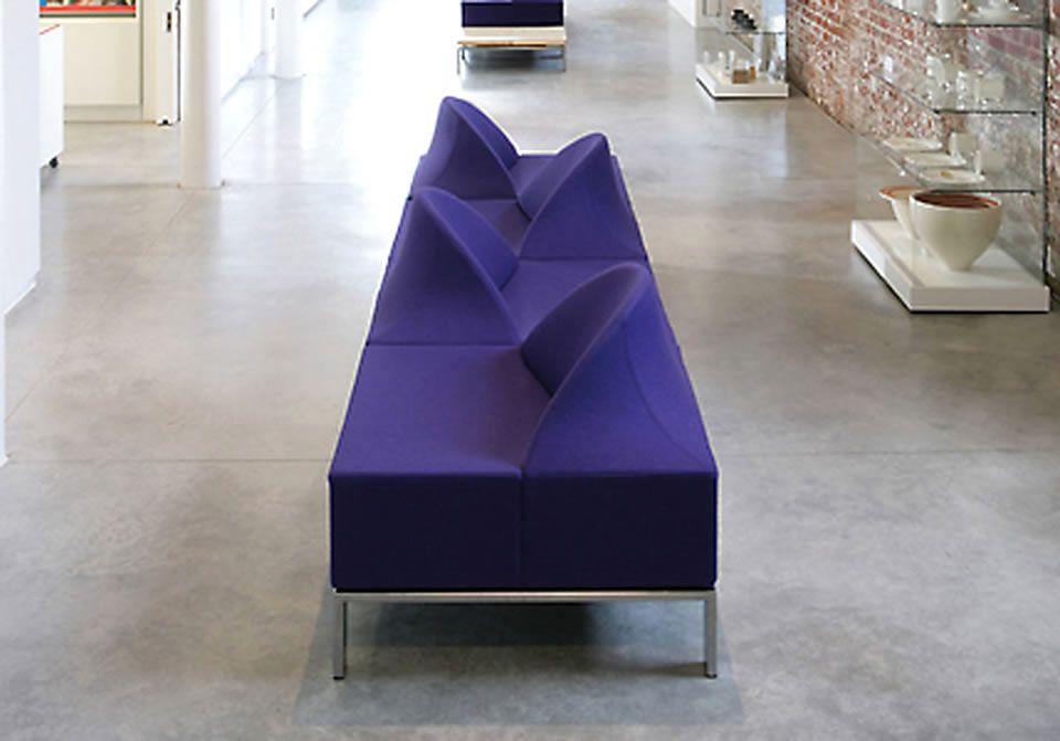 Charming Unique Modular Office Furniture Design Of Tsunami Colection