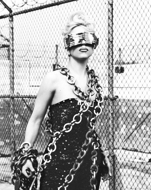 24690a478fe04 I love Lady Gaga she is an… Cigarette glasses   genius