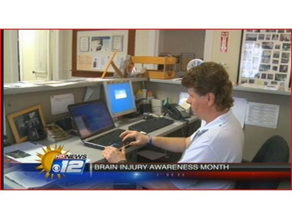 Dream Catchers - Disability Awareness Garden - LesPaul 10/07 by Brain Injury Radio | Social Networking Podcasts