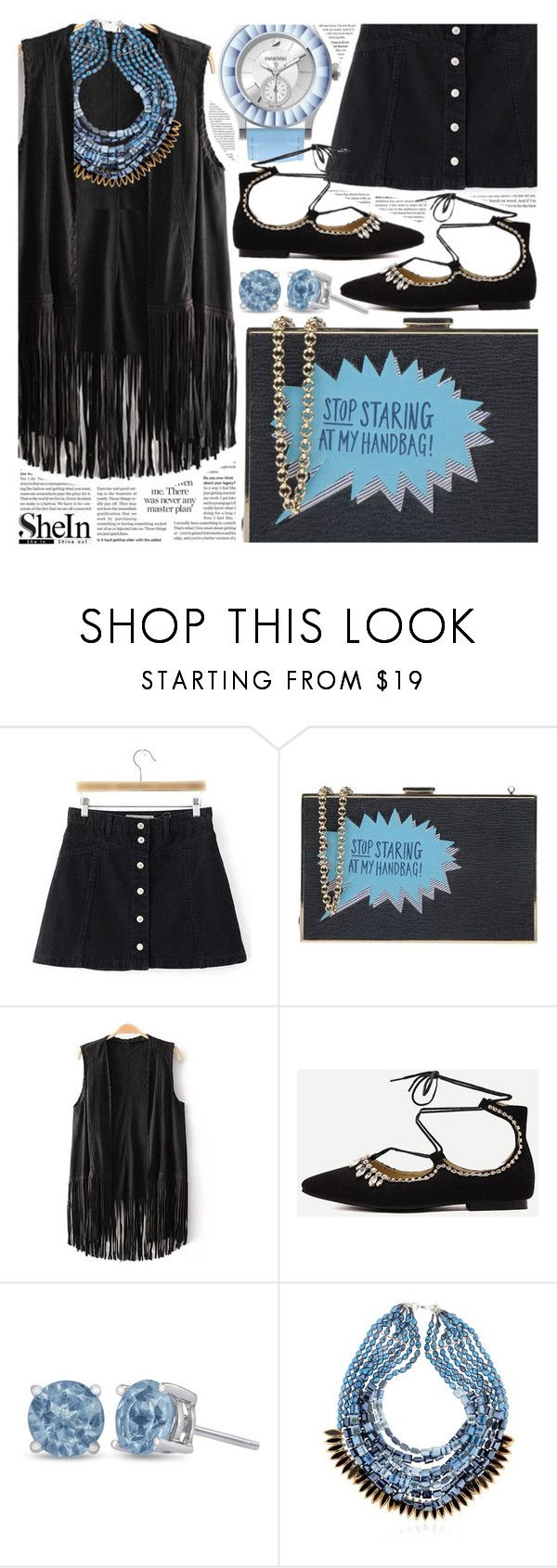 """""""Girl 'n' Trend"""" by pastelneon ❤ liked on Polyvore featuring Anya Hindmarch and NIGHTMARKET"""