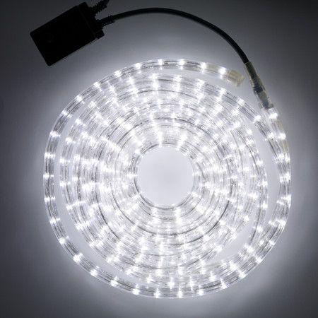 8m White Led Rope Light Indoor