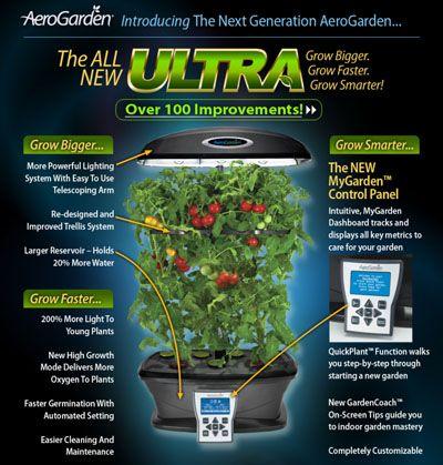 Aerogarden Aerogarden Ultra Revolutionary Indoor 400 x 300
