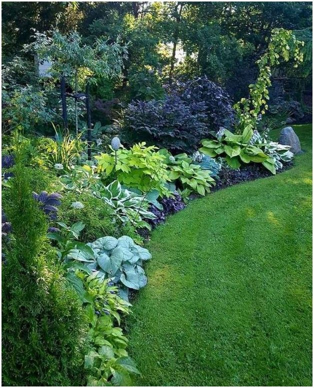 Photo of 26 beautiful side yard garden path design ideas • Home And Garden