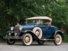 Ford Model A Roadster (40В) '1930–31