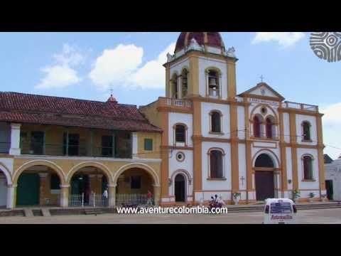 MOMPOS, Santa Cruz de Mompox sur le rio Magdalena