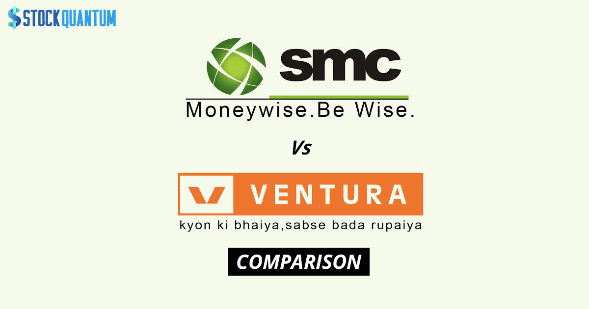 Smc Global Vs Ventura Securities Comparison Stockquantum In 2020 Portfolio Management Online Trading Wealth Management