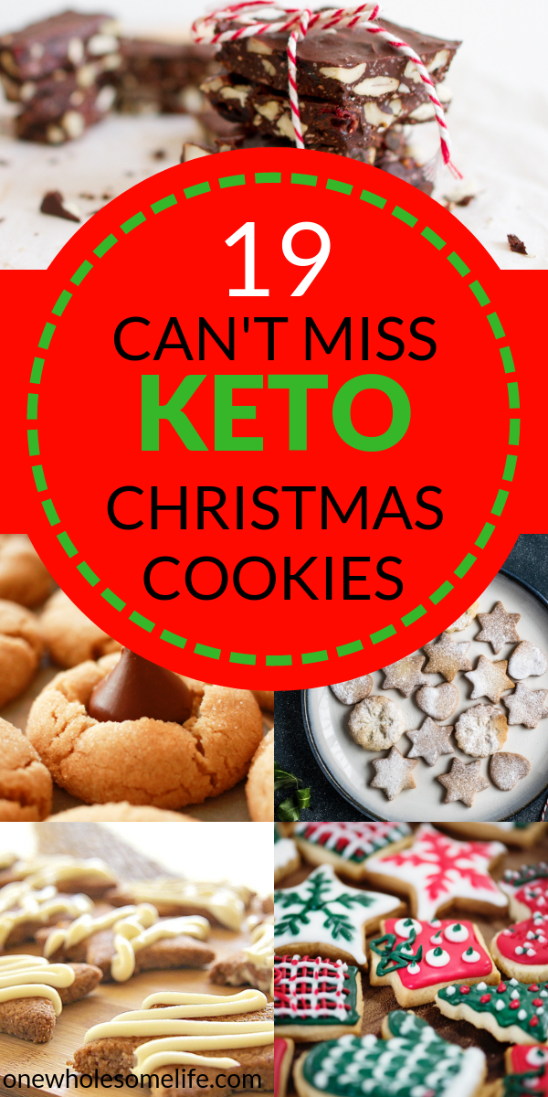 19 Keto Christmas Cookies To Make Your Holiday Bright Low Carb