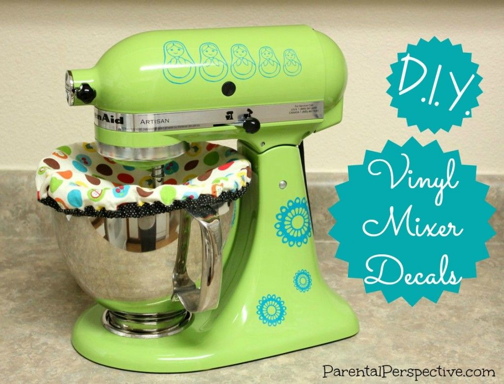 38+ Decals for your mixer ideas in 2021
