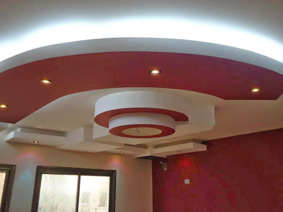 Aujourdu0027hui on vous présente un faux plafond de tendance avec un - couleur tendance chambre a coucher