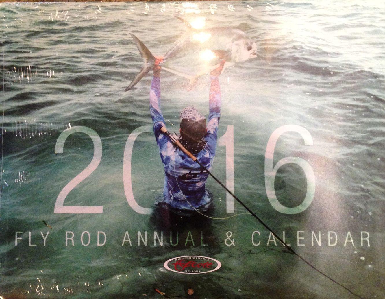 2016 Scott Rods - Calendar
