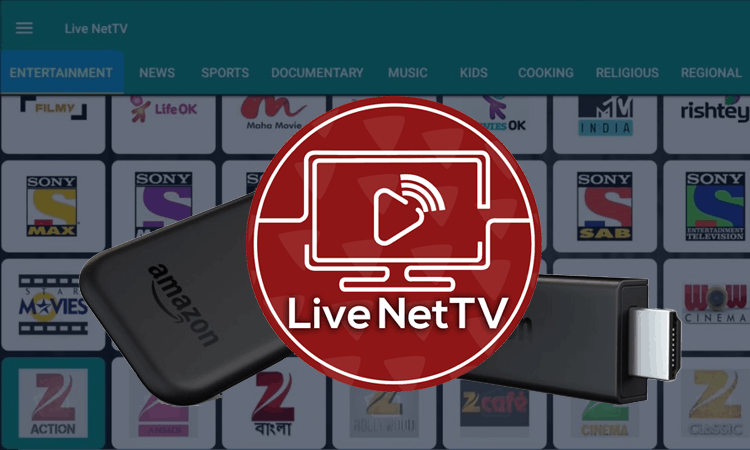 Install Live Nettv On Firestick Fire Tv Watch Free Tv With This Apk Live Tv Streaming Live Tv Free Live Tv Online