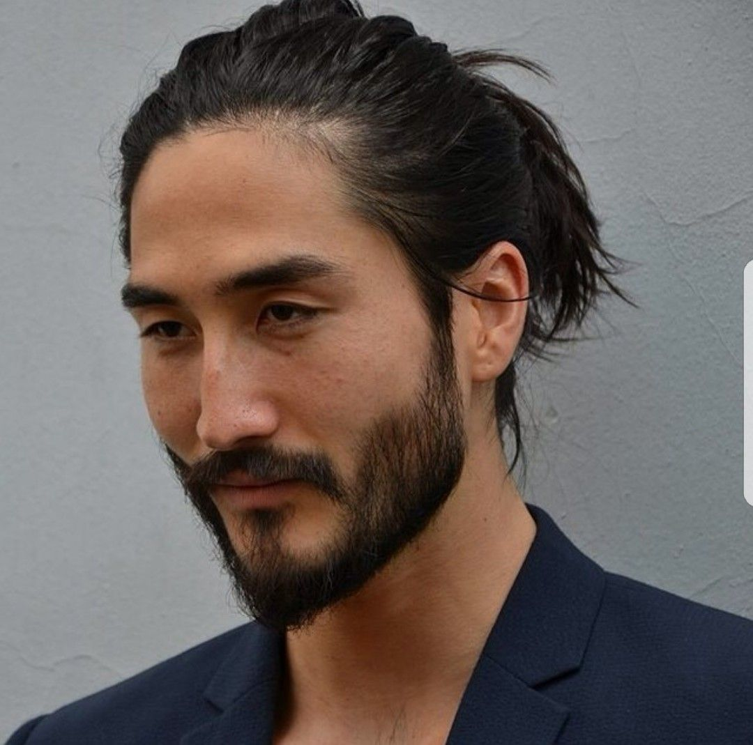 34 Best Asians With Beards Images On Pinterest: Anthony Thornburg... @rt&misi@.
