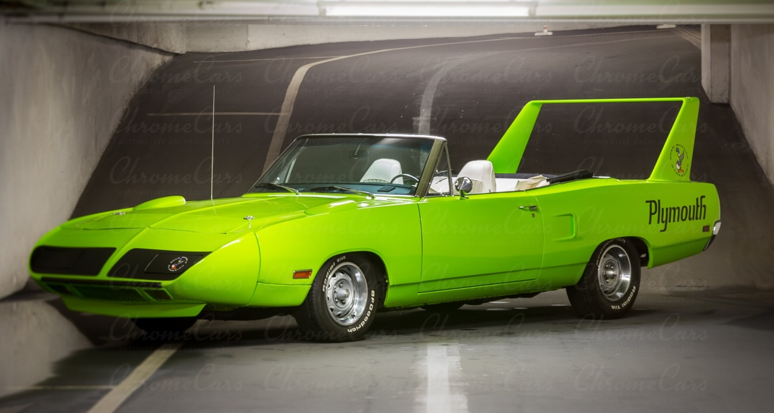 one off Plymouth Superbird convertible   Muscle cars   Pinterest ...