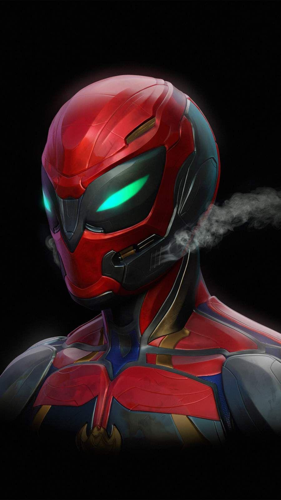 Spiderman Future Suit IPhone Wallpaper nel 2020