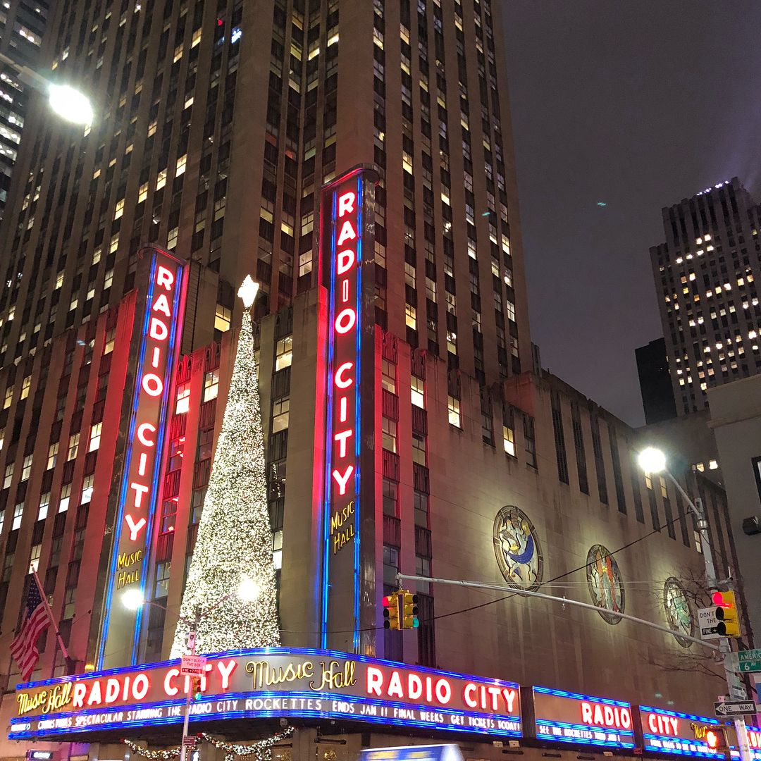 radio personality resume%0A The Rockettes at Radio City Music Hall in New York      photography  newyork