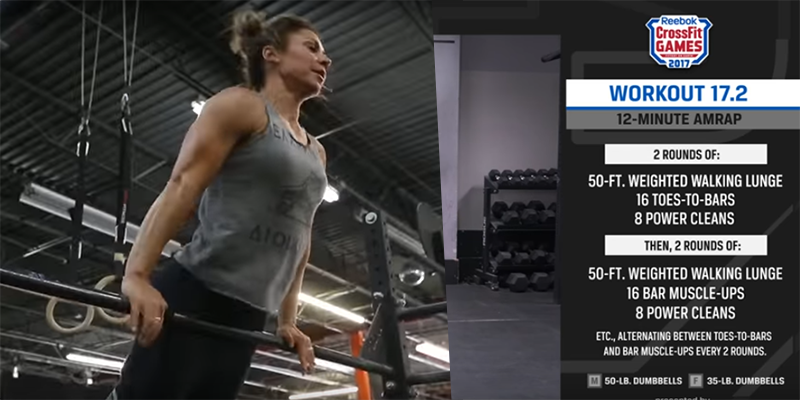 Crossfit S Director Of Training Nicole Carroll S Tips For Open Workout 17 2 Https Www Boxrox Com Nicole Carrol Crossfit Open Workouts Crossfit Open Workout