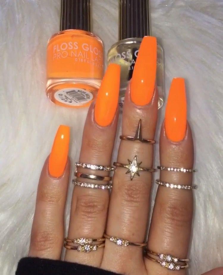 Orange long nails   8. Double Team + Dynamicpunch Opponent Orange ...
