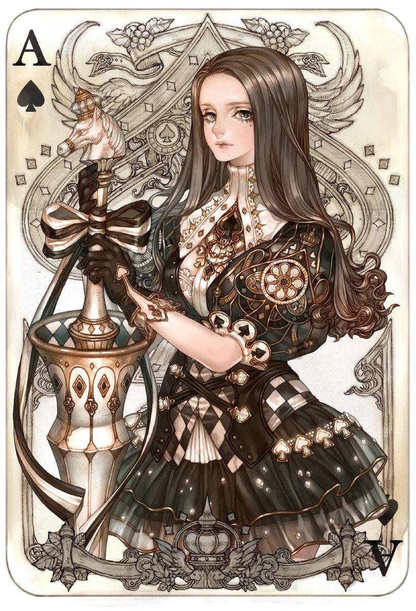 alice in wonderland | Tumblr | Anime in 2019 | Character ...