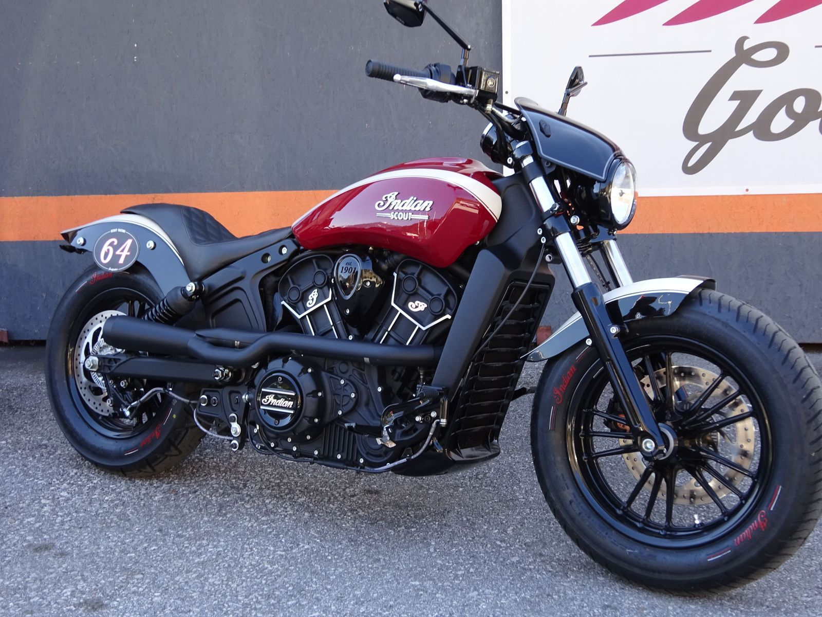 Indian Showroom Indian Scout Sixty Indian Motorcycle Indian Scout [ 1200 x 1600 Pixel ]