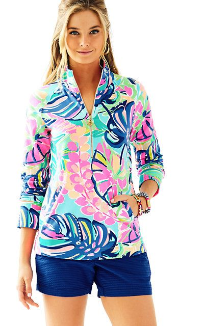 faf017f904cd25 Lilly Pulitzer Skipper Printed Popover | New Arrivals | Lilly ...