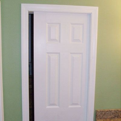 Perfect Image Detail For  Interior Pocket Doors