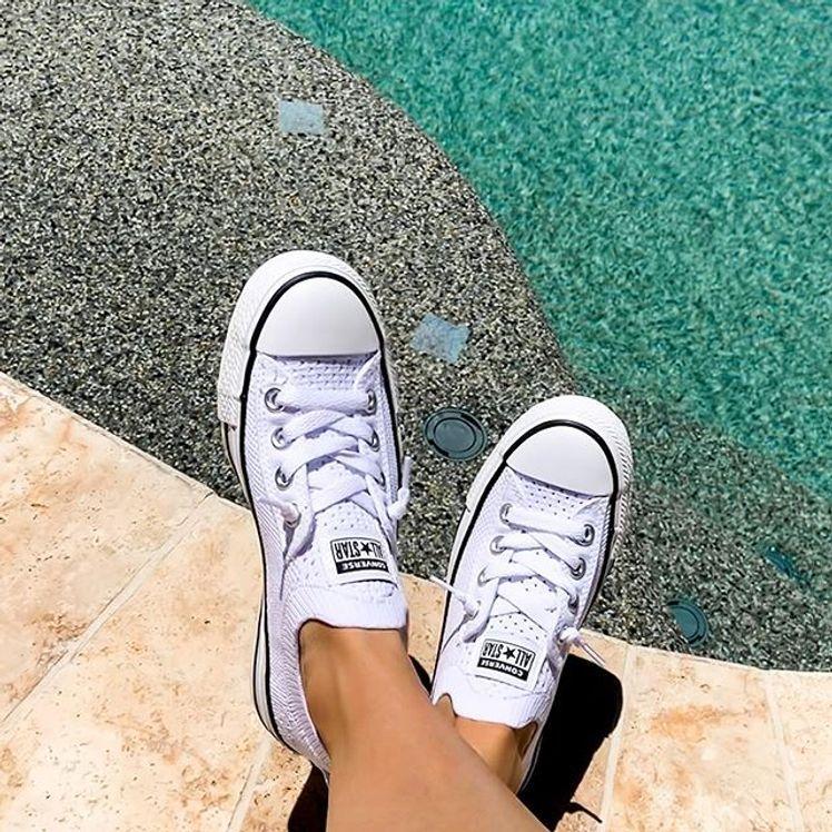 Star Shoreline Knit Slip-On Sneaker