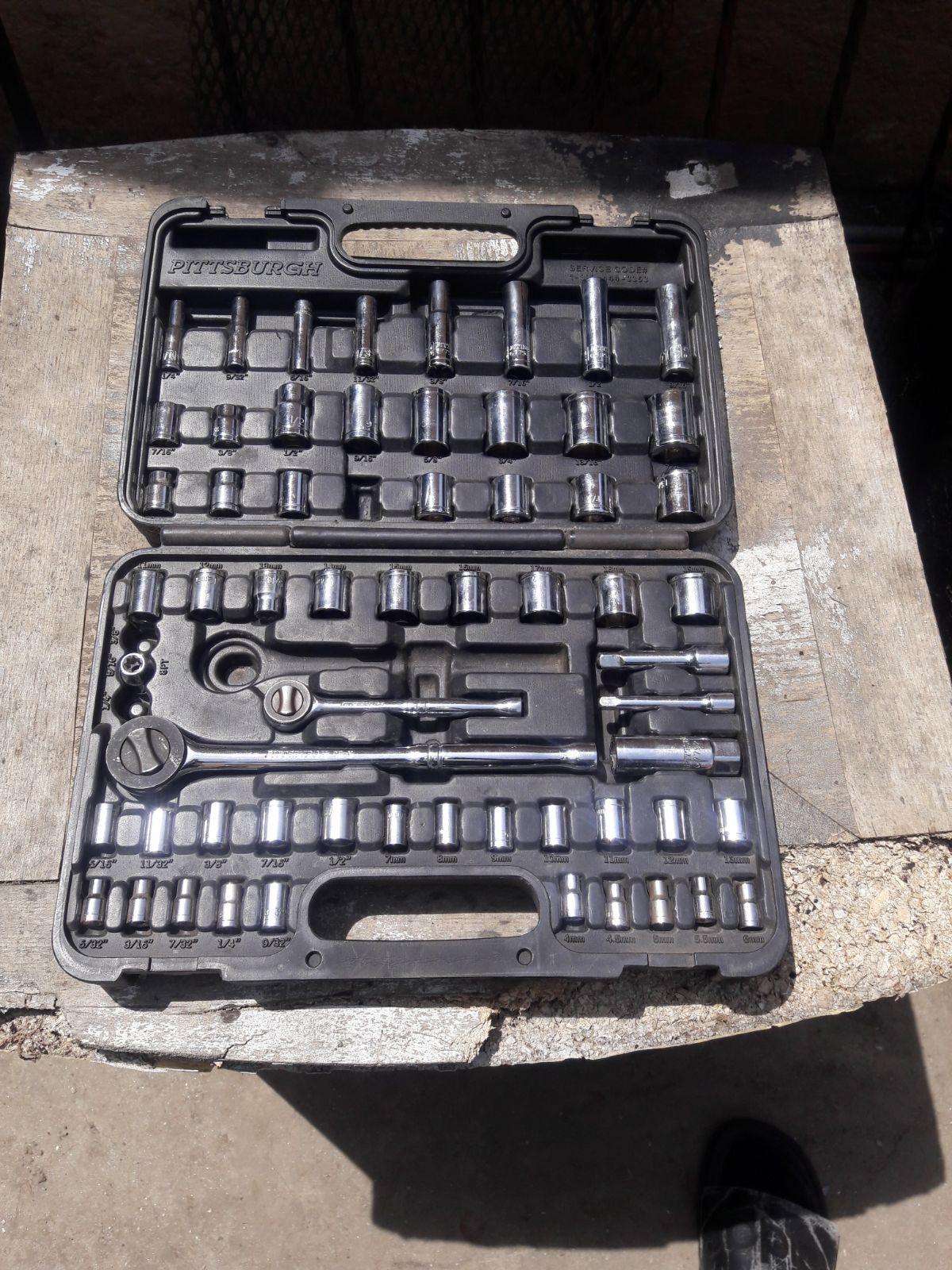 Mechanic Sockets Sets Tools All Sizes With Images Socket Set Craftsman Tools Computer Keyboard