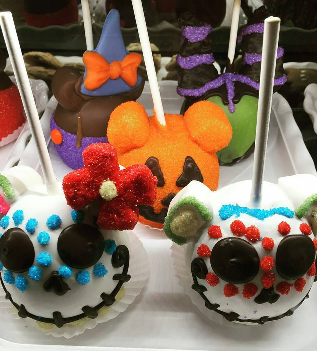 Is anyone going to Mickey's Halloween Party tonight? If so I hope ...