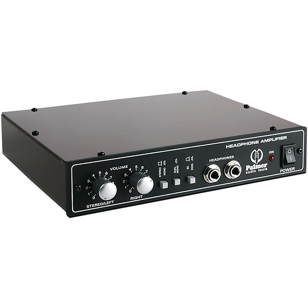 Palmer Audio PHDA 02 Reference Class Headphone Amplifier - 1-channel