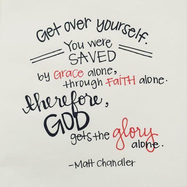 sola gratia sola scriptura sola fide